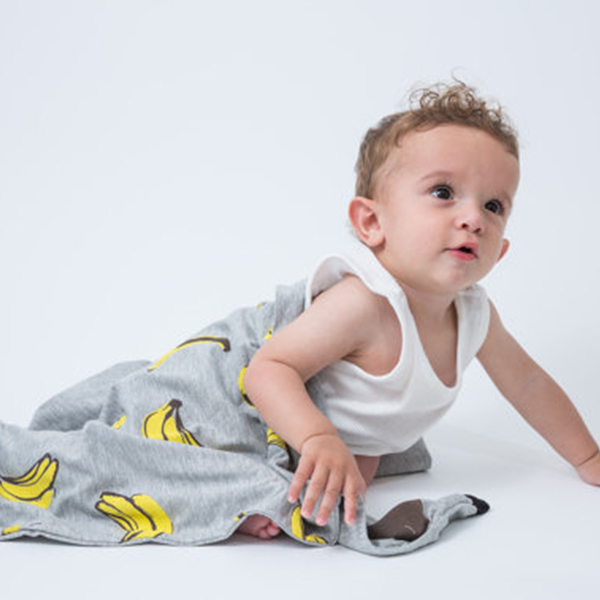 product image for Banana Baby Blanket