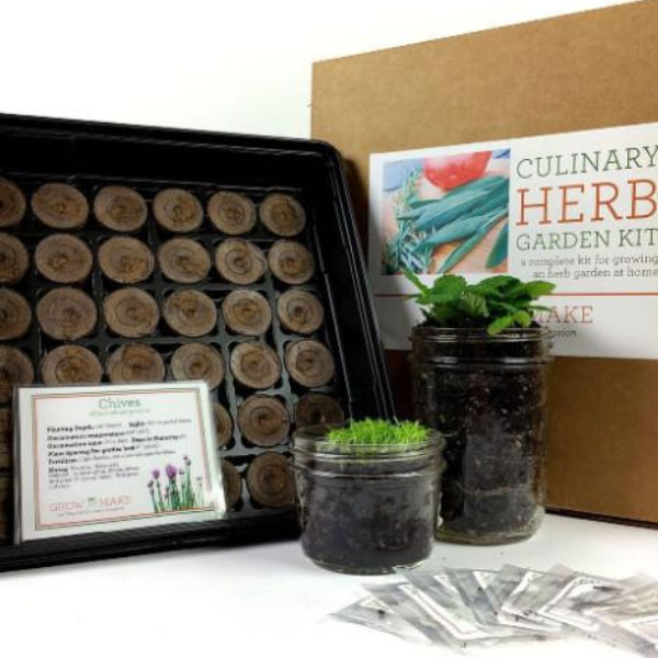 Culinary Herb DIY Kit
