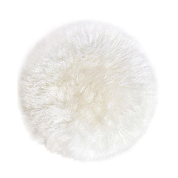 product image for New Zealand Sheepskin Stool