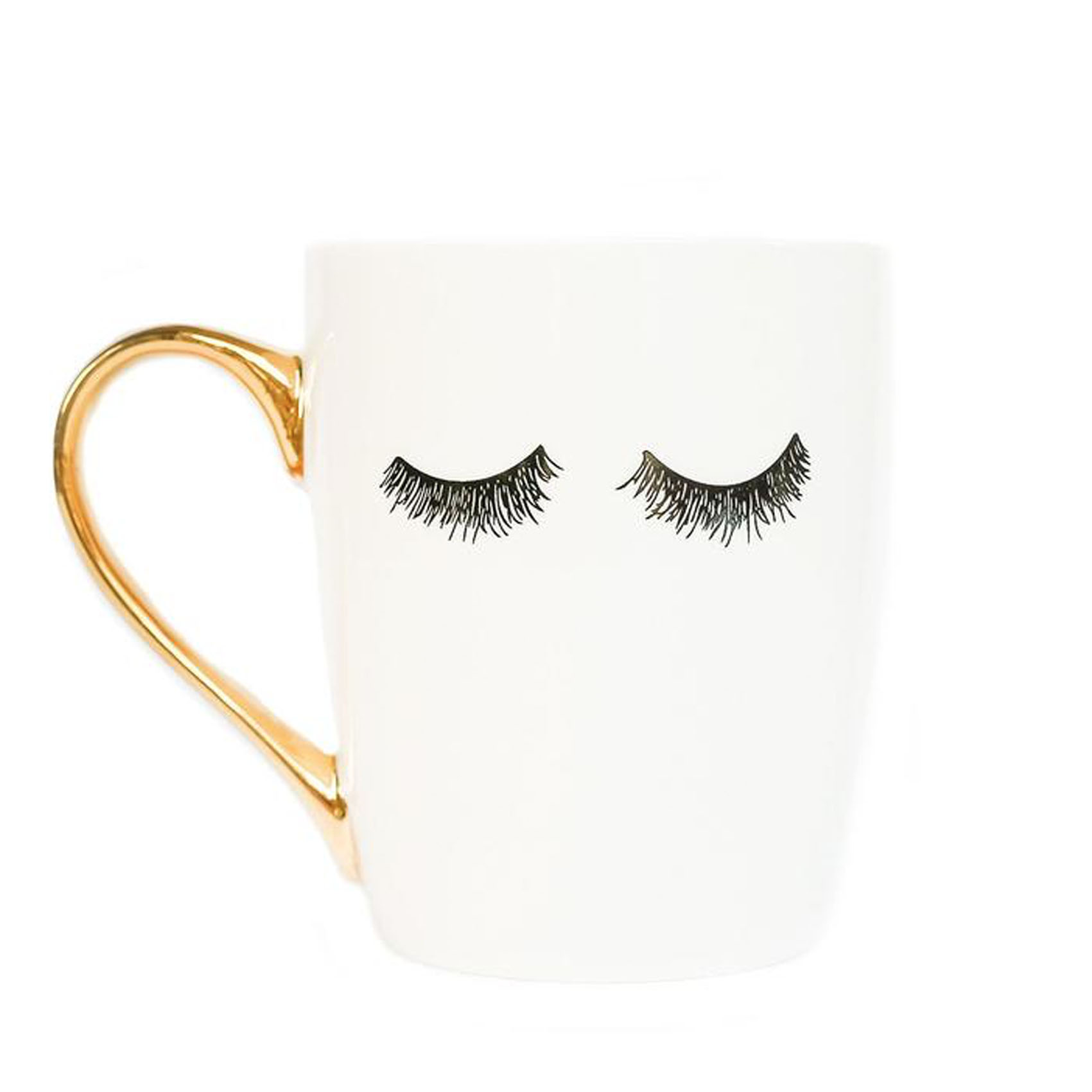 product image for Eyelashes Coffee Mug