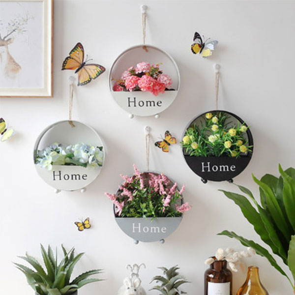 product thumbnail image for Wall Hanging Flower Basket