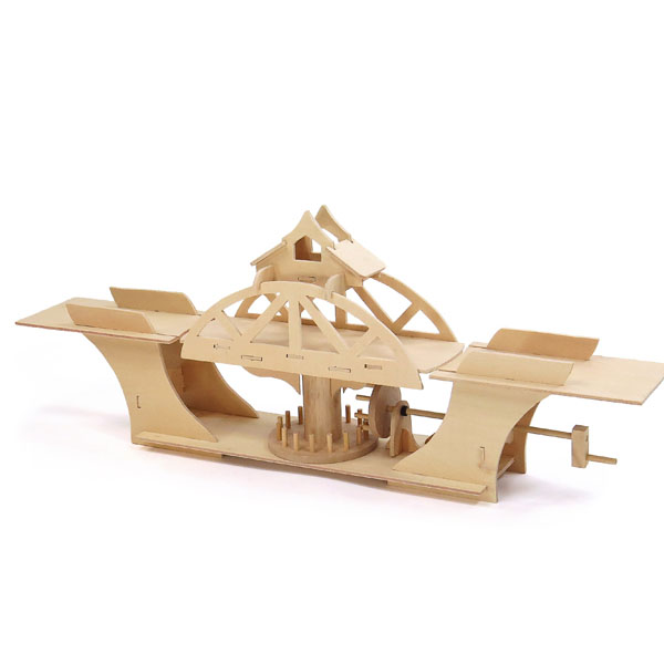 Wooden Bridge Kit