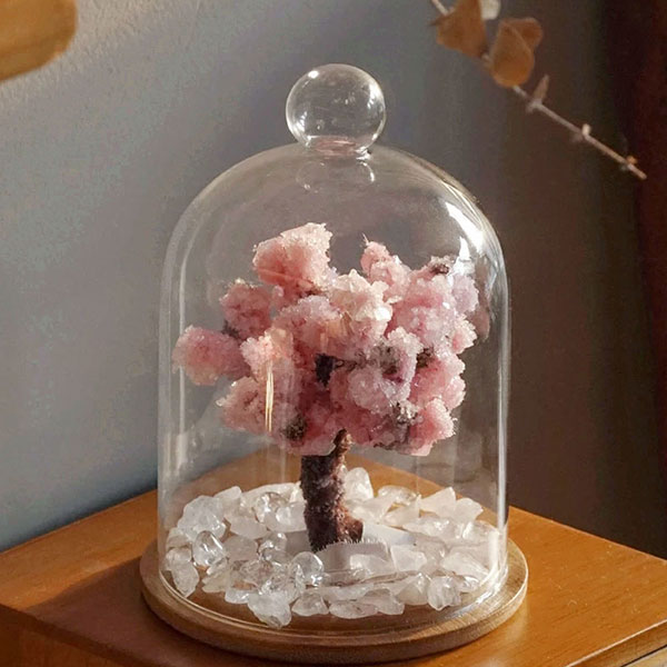 product thumbnail image for Crystal Cherry Blossom Tree DIY Kit
