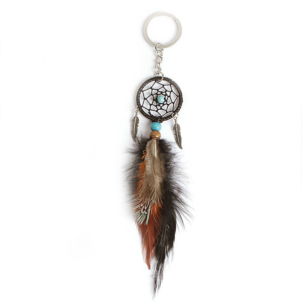 product image for Handmade Dream Catcher Keychain