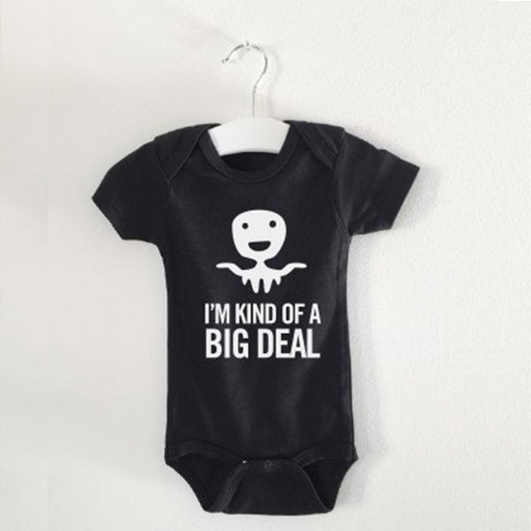 BIG DEAL Monster Onesie (OUT OF STOCK)