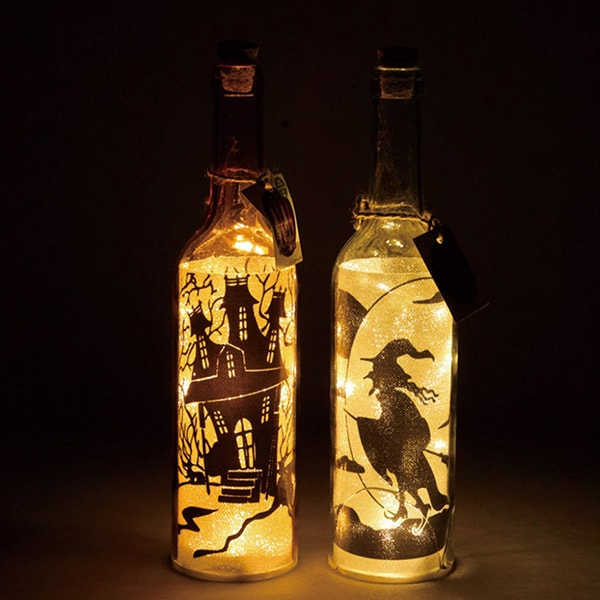 product image for Bottle LED Light / 2 Design Prepacked