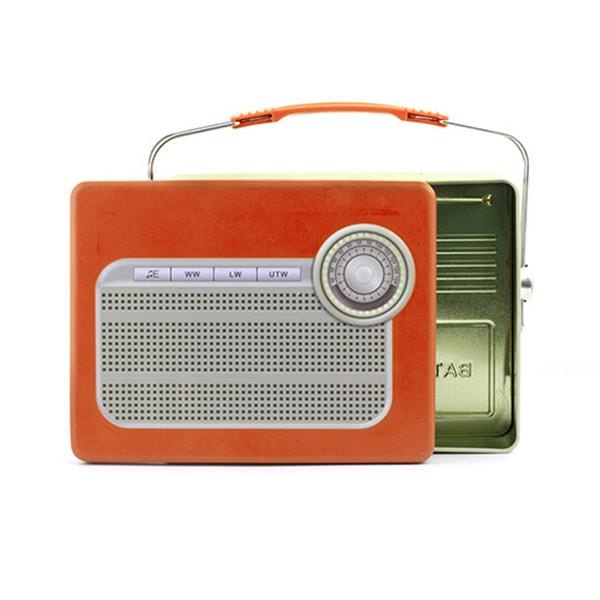 product image for TV/Radio Tin Lunch Box