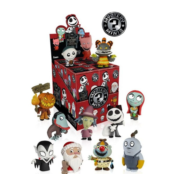 The Nightmare Before Christmas Series 2 (Case of 12)