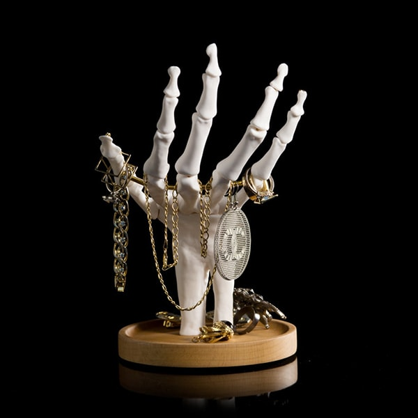 product image for Skeleton Hand Jewellery Tidy