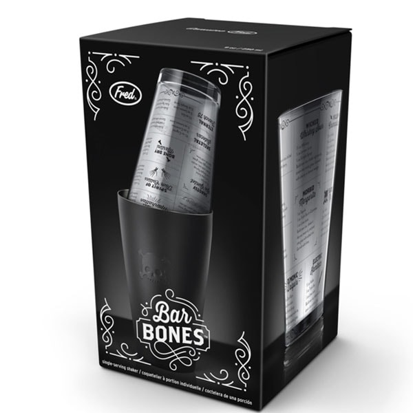 product thumbnail image for Bar Bones Cocktail Shaker