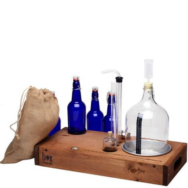 """Microbrewer"" One Gallon Beer Making Kit"