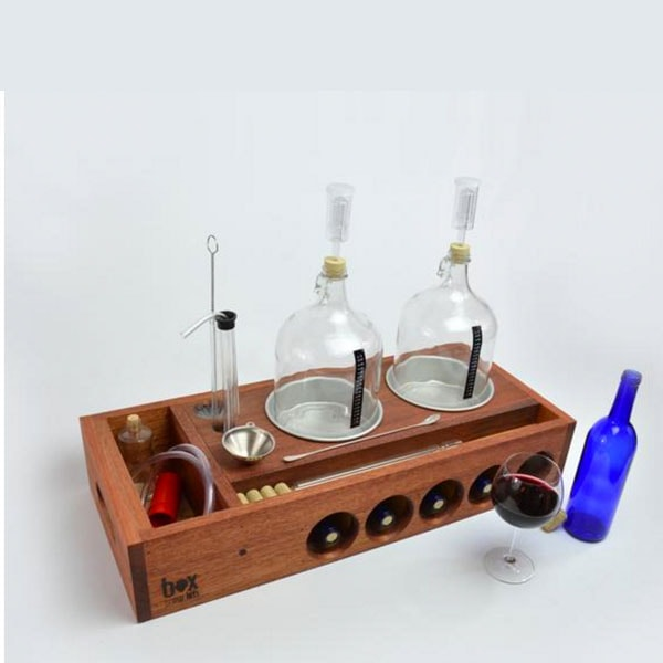 Handcrafted 1 Gallon Winemaking Kit