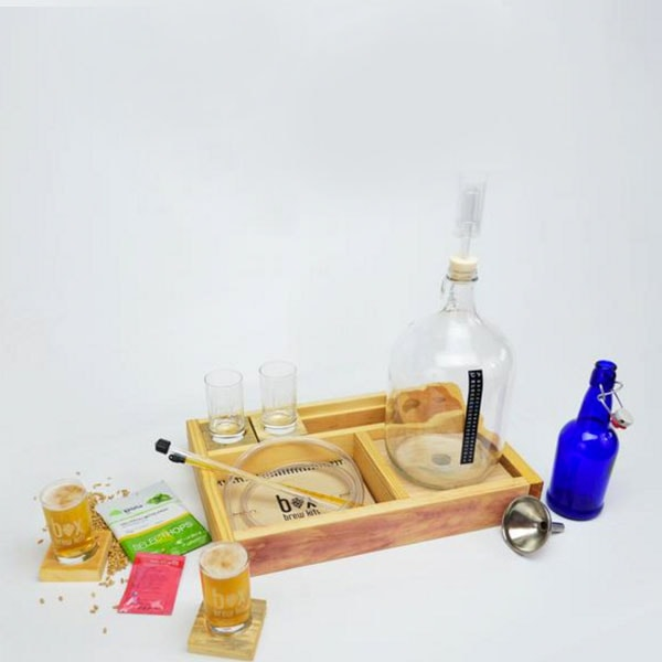 """The Taster"" one gallon beer making kit"