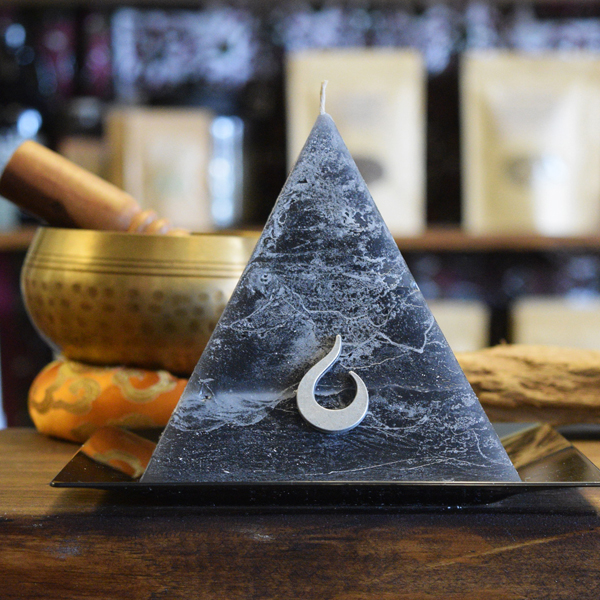 Equinox Pyramid Candle (OUT OF STOCK)
