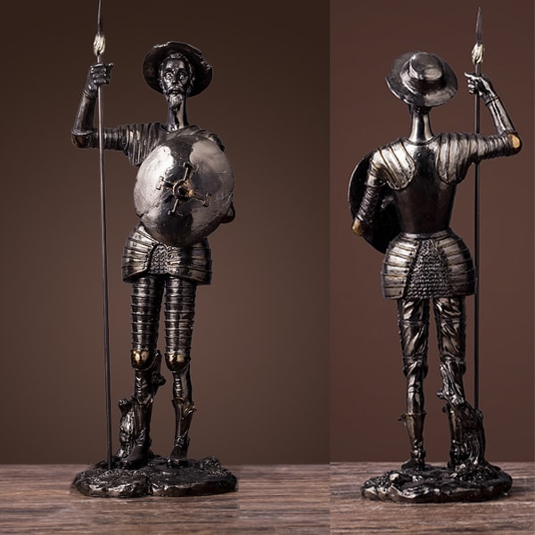 Product Image For Don Quixote Statue Collection
