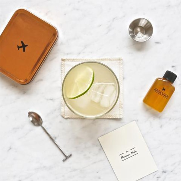 product thumbnail image for Carry On Cocktail Kit - The Moscow Mule