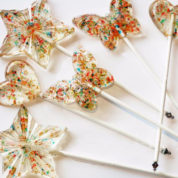 Swarovski Crystal Lollipops