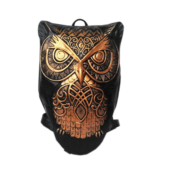 product image for 3D Embossed Owl Backpack