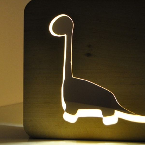 Dinosaur Nightlight For Children - ApolloBox