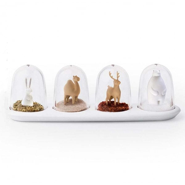 product thumbnail image for Animal & Four Season Shaker Set