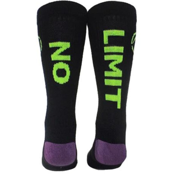 Work Hard & No Limit Inspyr Socks
