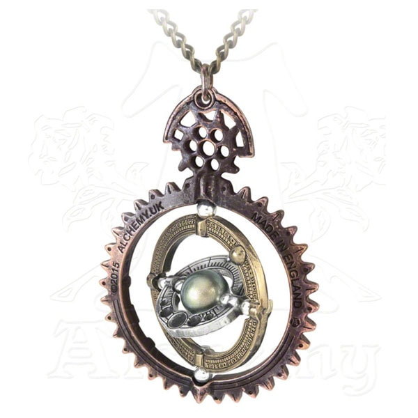 Copernicus Mechanical Necklace
