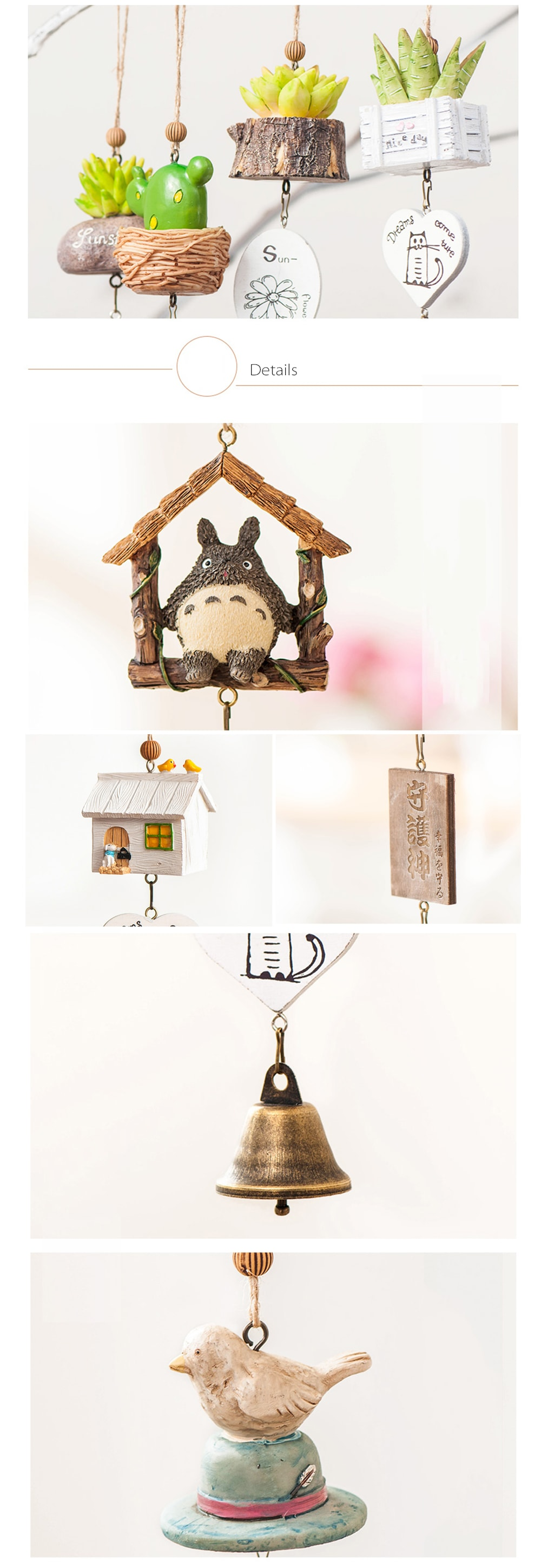 Wind Bell Collection Great Addition For Your Home Decor