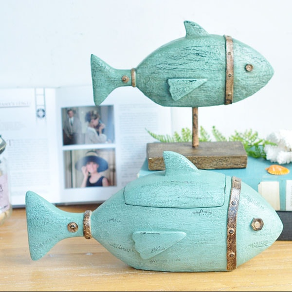 Decorative Fish Container or Decoration