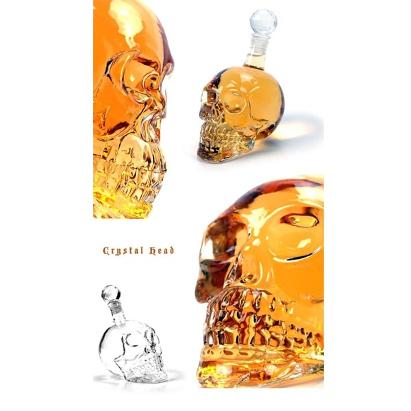 product image for Crystal Skull Shot Glass (350ML)