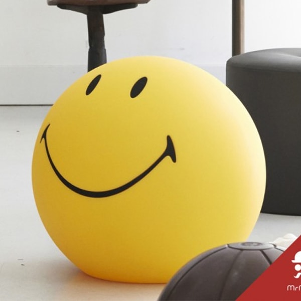 Smiley Happy Decor XL lamp