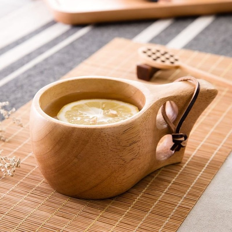 product image for Wooden Coffee Mug